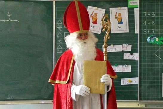 Nikolaus zu Besuch