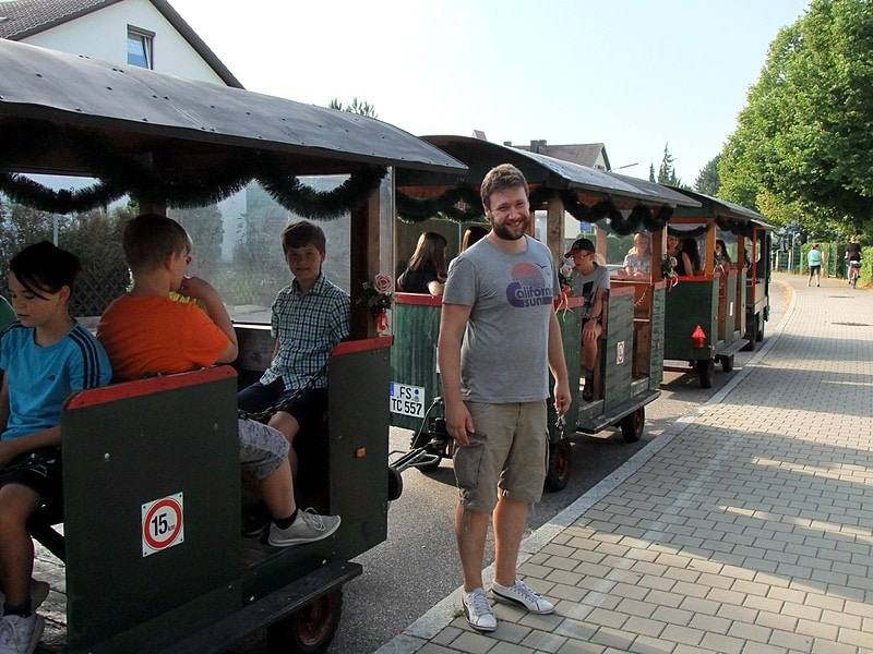 Bimmelbahntour durch Wartenberg